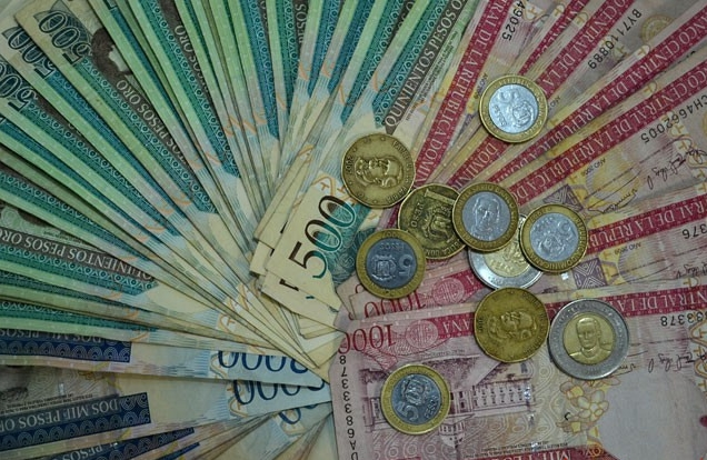 dinero - dominicano