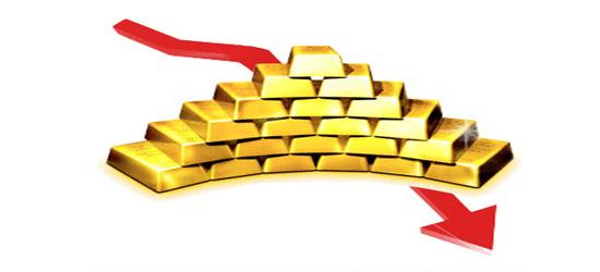 El-precio-del-oro-continua-en-baja