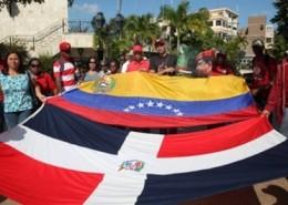 banderas-Rep-Dominicana-Venezuela