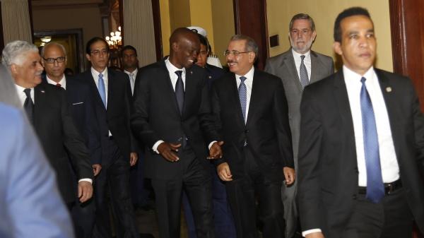 presidente-electo-de-haiti-llega-a-palacio-sostendra-reunion-con-danilo-medina