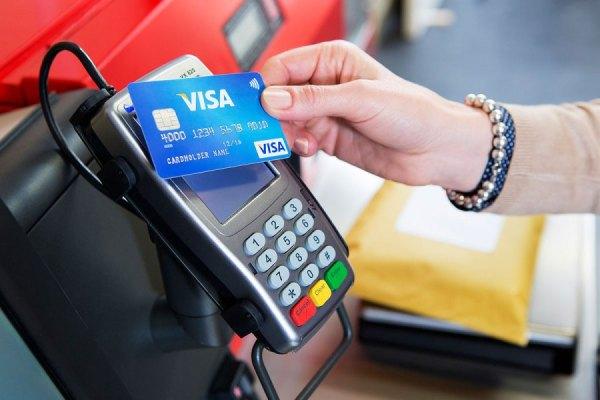 Visa-Contactless-tarjeta