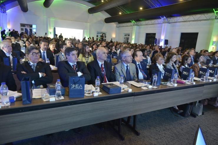Asistentes III Conferencia Anual OEA
