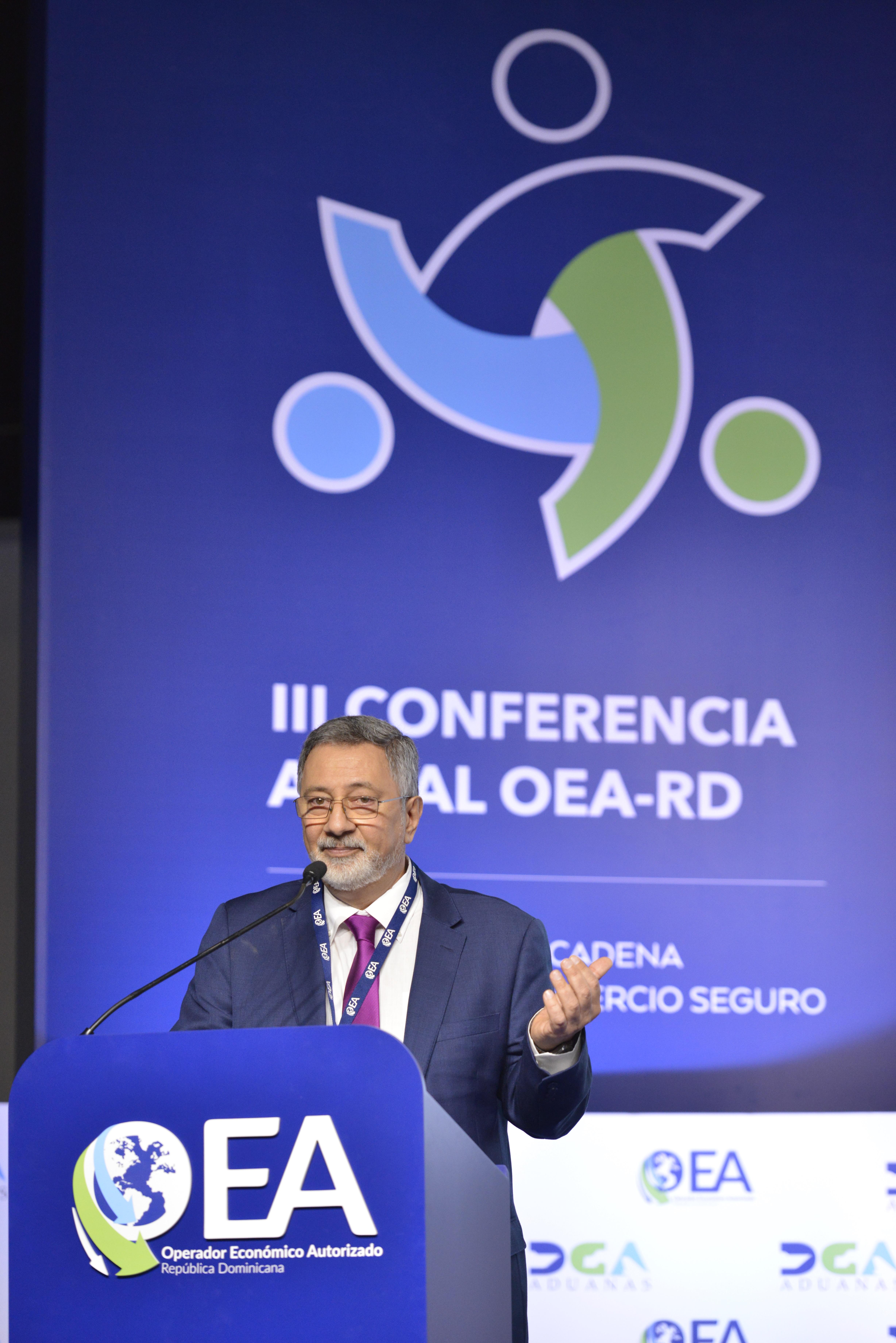 Enrique Canon, director nacional Aduanas Uruguay