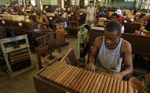 Cuba Tobacco